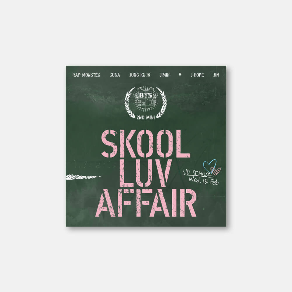 미니 2집 [Skool Luv Affair]
