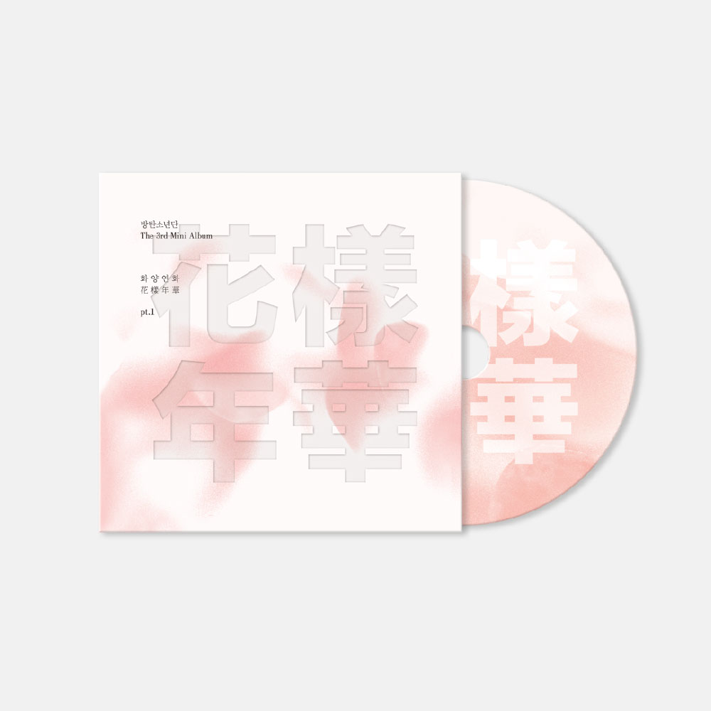 CD COASTER_화양연화 Pt.1