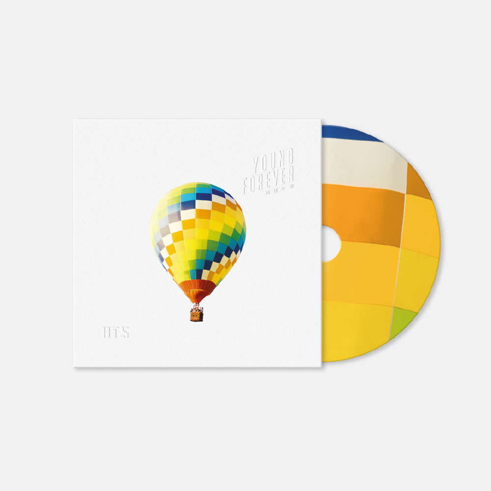 CD COASTER_화양연화 Young Forever
