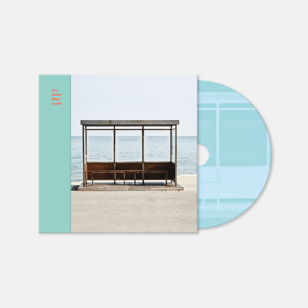 CD COASTER_YOU NEVER WALK ALONE
