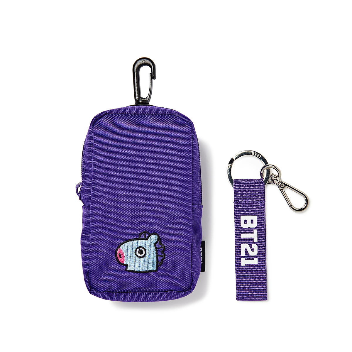 [BT21] MANG BAG CHARM SET _ PU