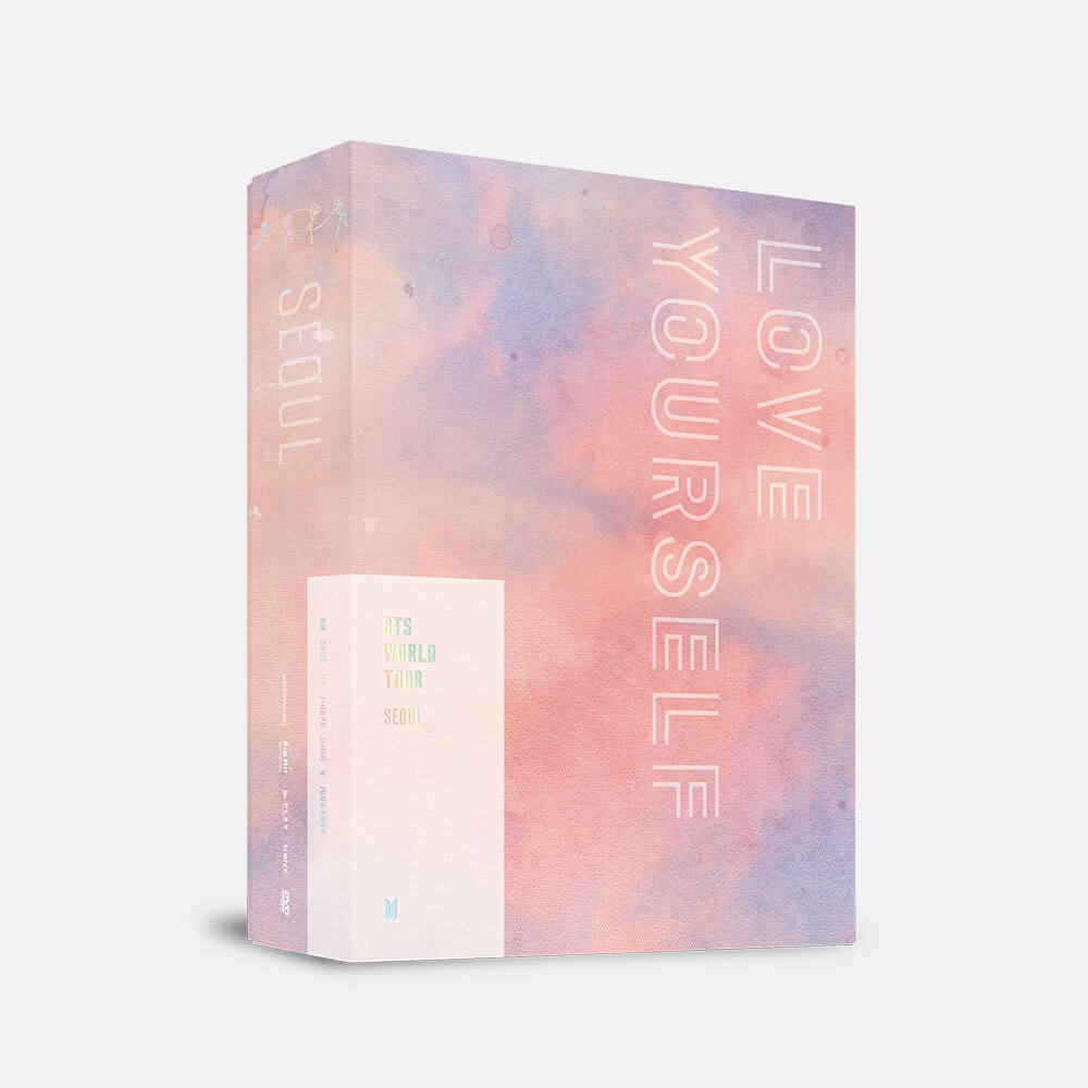 BTS 'LOVE YOURSELF' SEOUL DVD